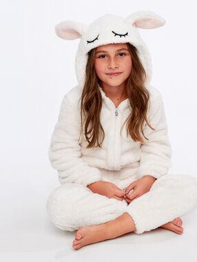 Děti overal králík béžová.