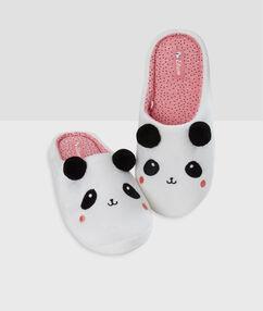 Papuče pandy blanc.