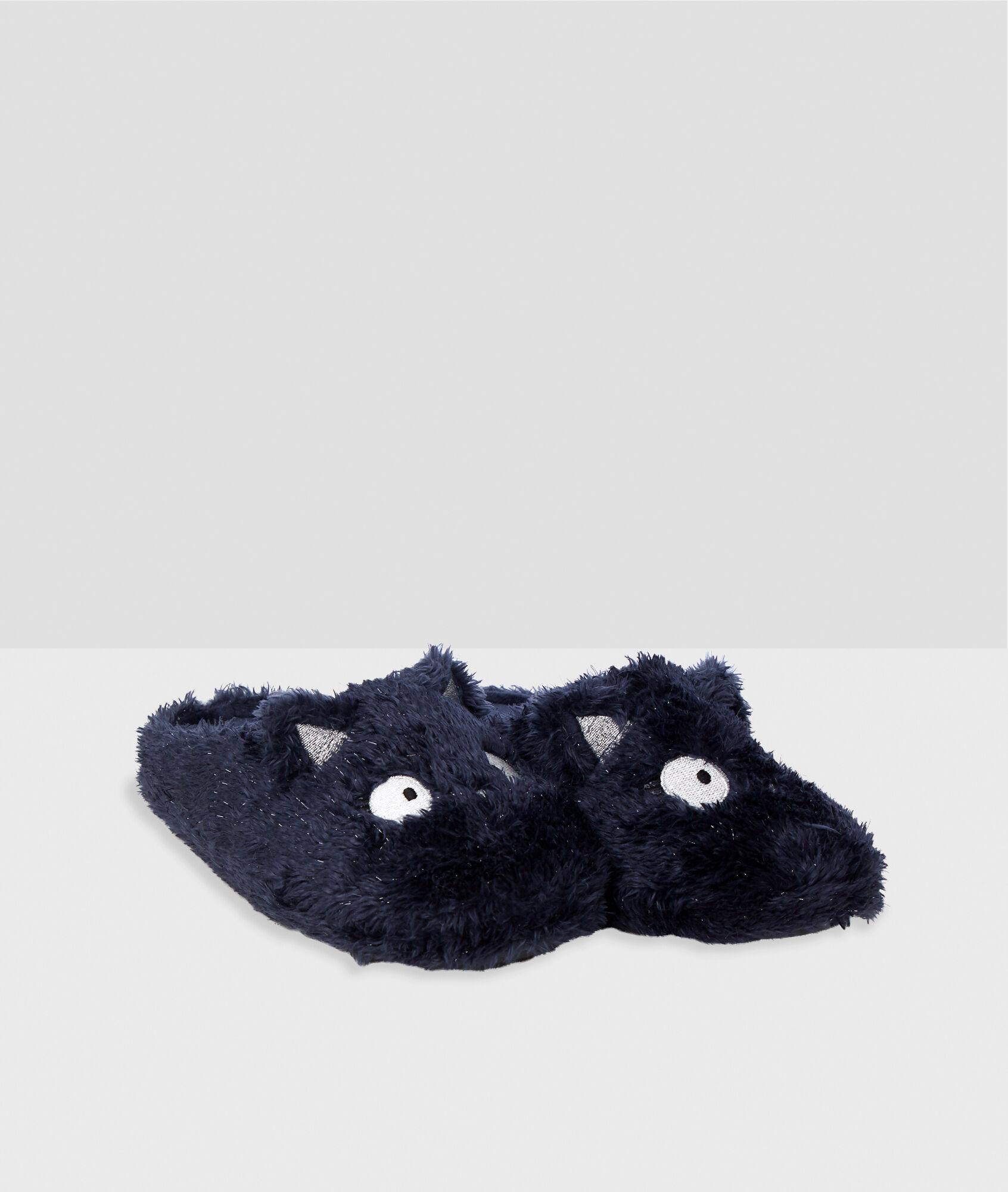 0c8db51b1ff Pantofle se zvířaty - Etam