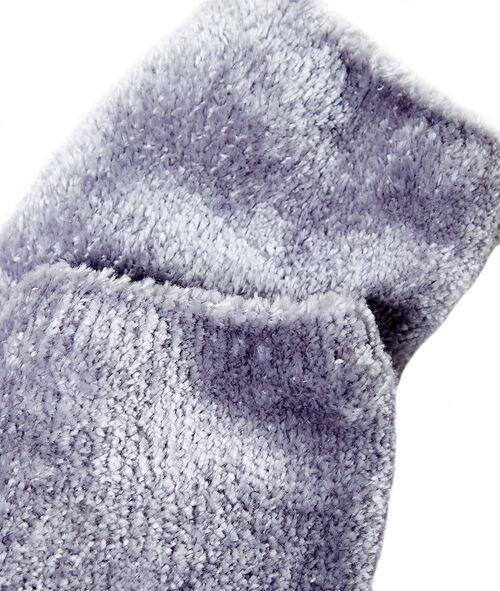 Domácí ponožky pro odpočinek