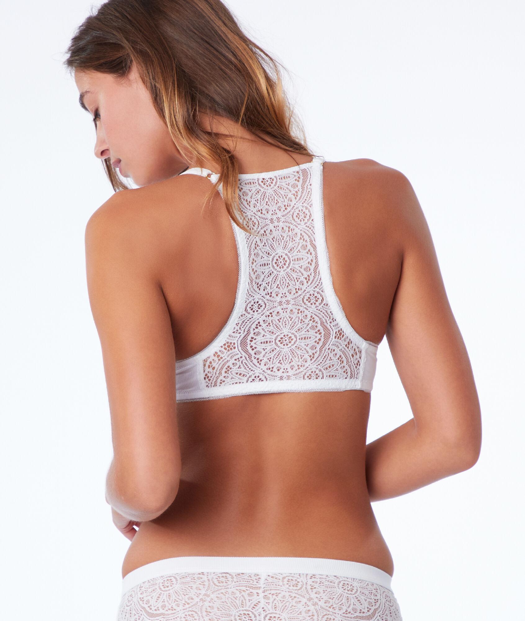 25bbf4310ebef Bra n°5 - classic padded lace bra