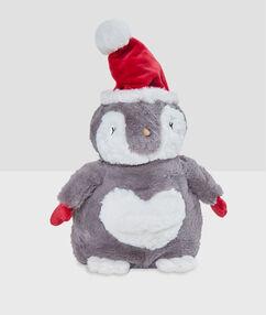 Plyšový tučňák gris.