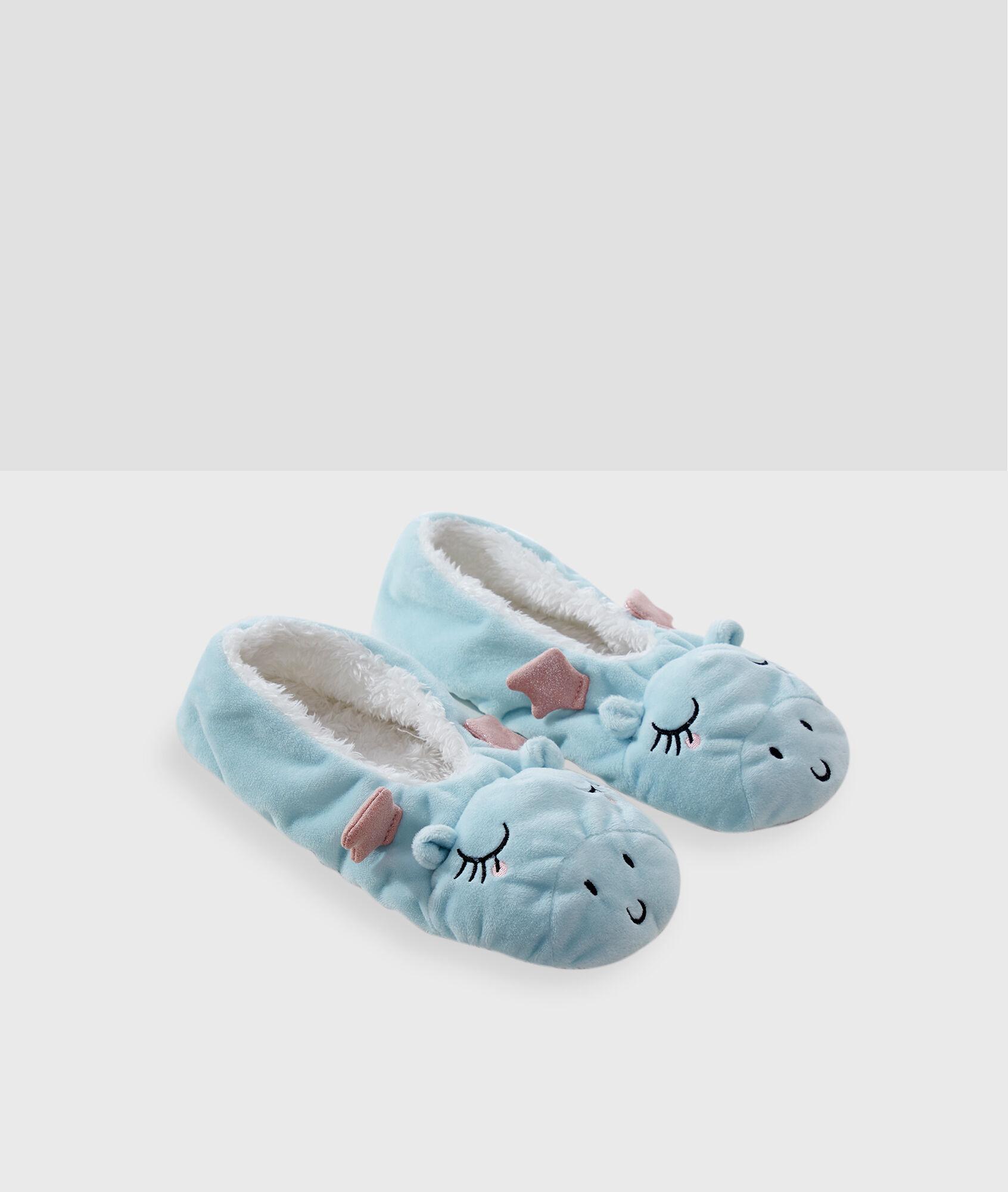 4e3e293a120 Měkké pantofle s dinosaury - Etam
