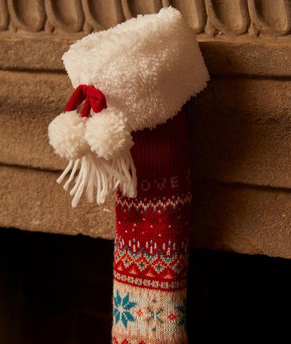 "Ponožky s vysokými vlákny ""love"""