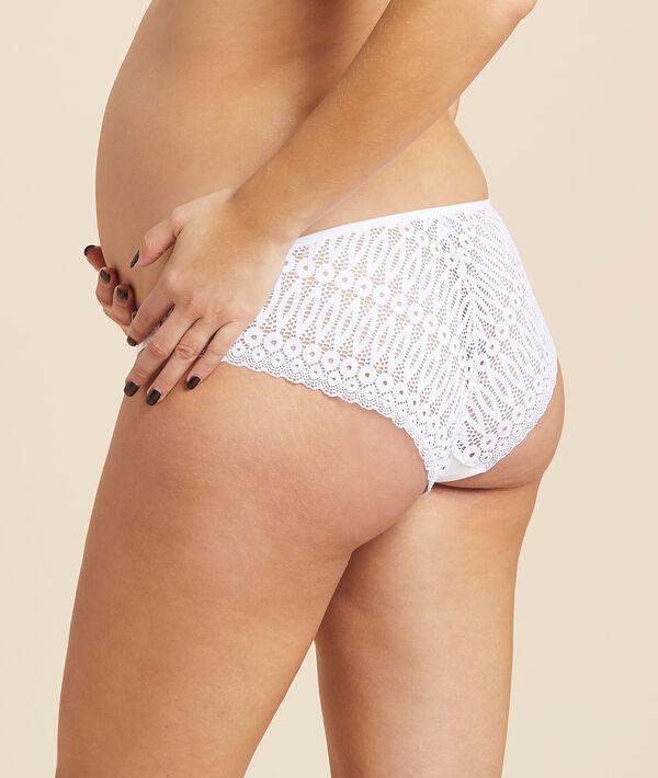 Kalhotky z organické bavlny;${refinementColor}