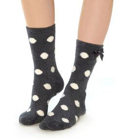 Ponožky anthracite.