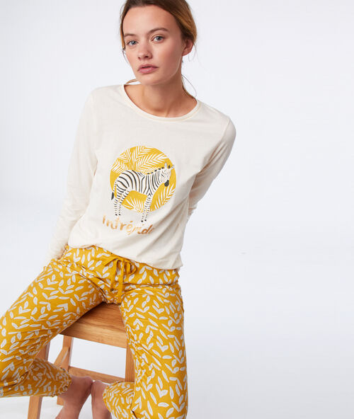 8a5b46a8 Long sleeve - Pyjama tops - Nightwear - Etam