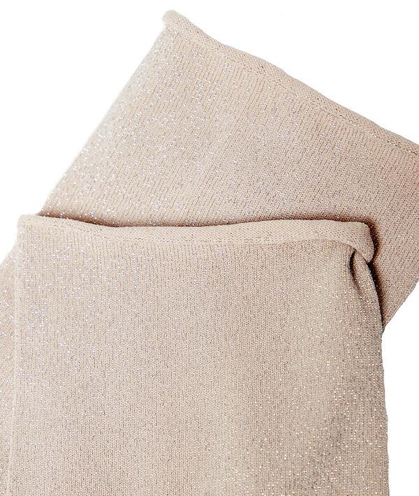 Ponožky s krátkými metalickými vlákny;${refinementColor}