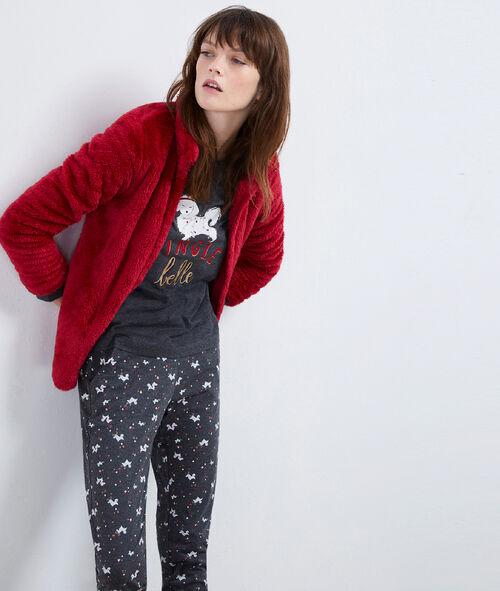 Třídílné pyžamo