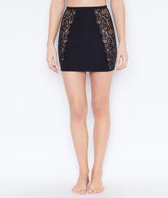 Tvarující sukně černá.