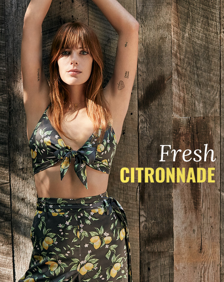 Fresh Citronnade