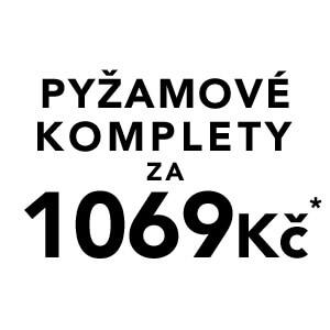 Pyžamové Komplety za 1069Kč